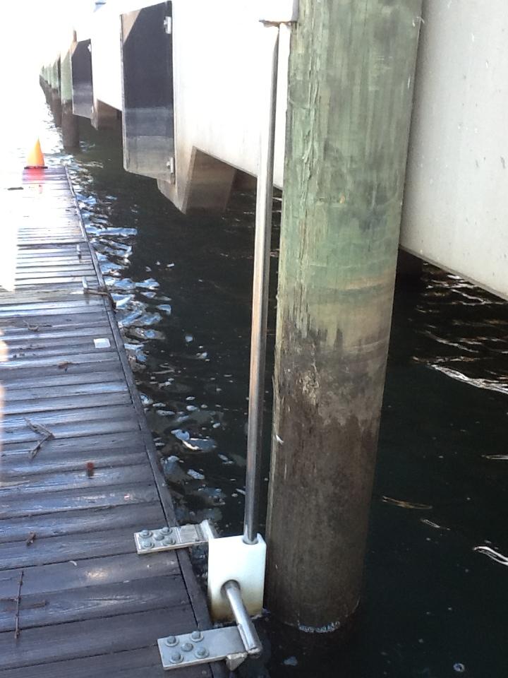 Tideslide Ezdock Amp Floating Dock Attachments 1 989 695 2646