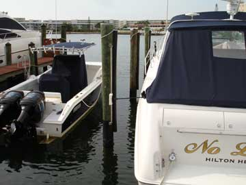 Tideslide Mooring Systems 1 989 695 2646 Searay With Short